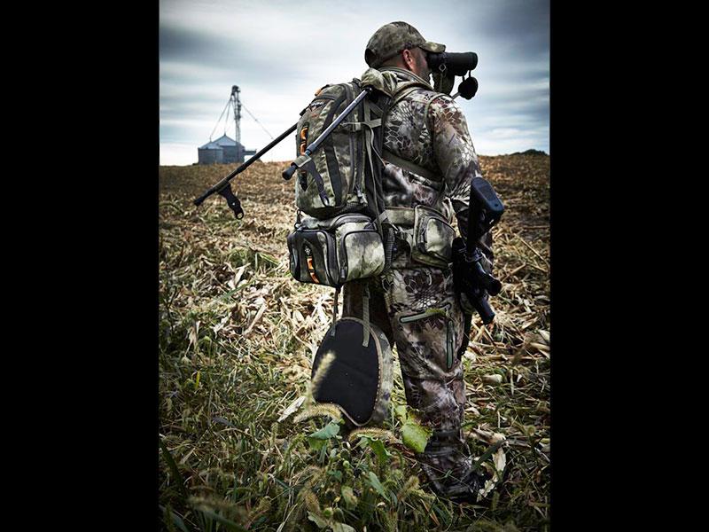 Tenzing TZ PP15 Predator Pack cammo