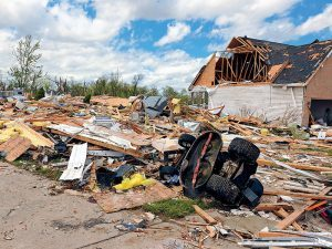 Post-Disaster week one SEDGE Spring 2015