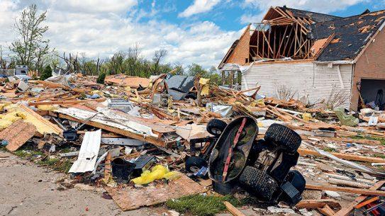 Post-Disaster week one SEDGE Spring 2015