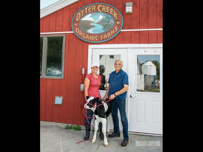 Otter Creek biological farming