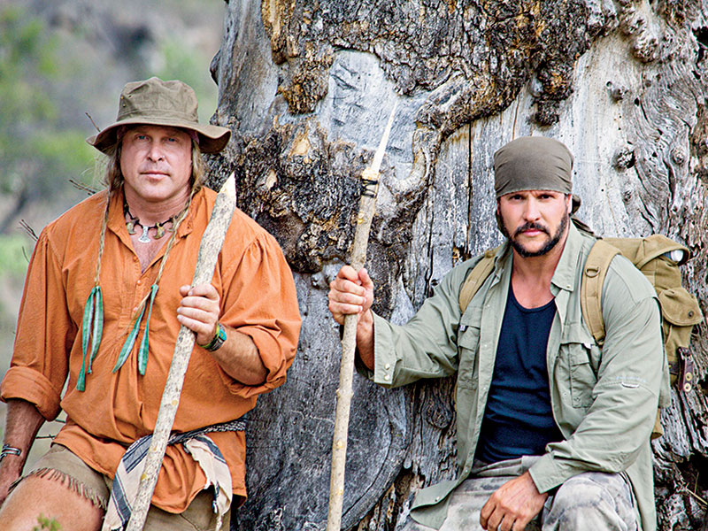 Extreme Endurance With Dual Survival's Joe Teti