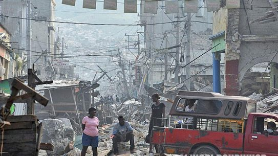 haiti earthquake 2010 deadliest natural disasters