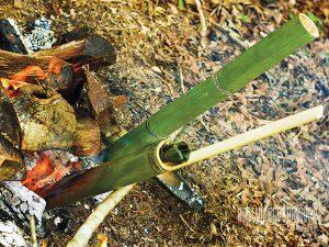 Bamboo Boiler And Steamer