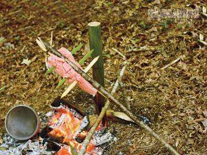 Bamboo Roaster