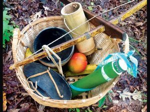 Bamboo Cooking Gear
