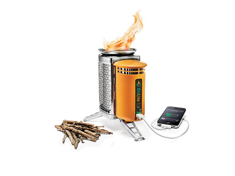 BioLite Stove Thermoelectric generator