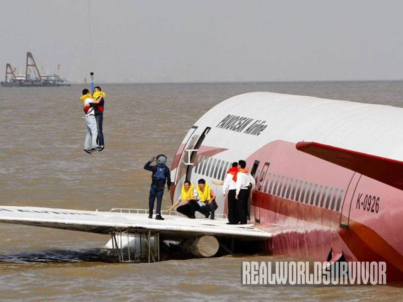 Disaster Planning plane crash