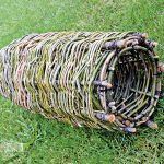 fish basket weaving step 8