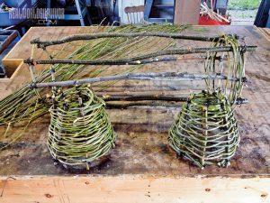 woven fish basket