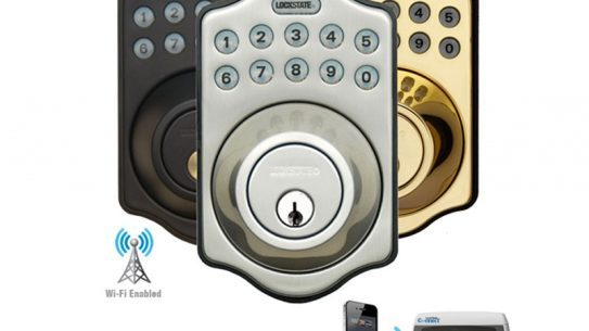 LockState's RemoteLock 500i WiFi Keyless Door Lock, RemoteLock 500i