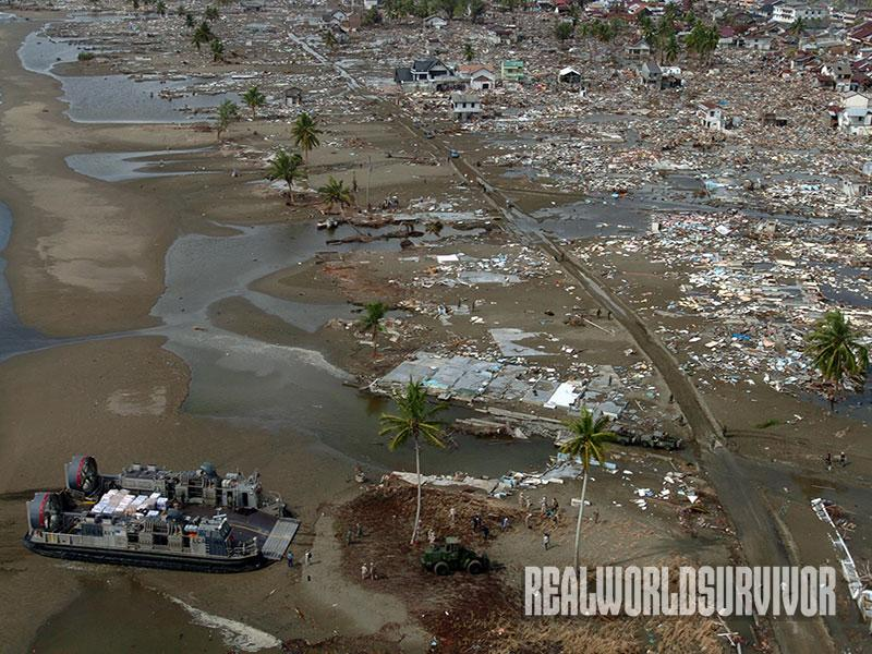 Indian Ocean Tsunami deadliest natural disaster