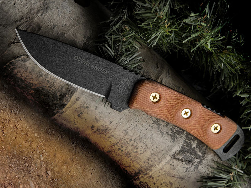 TOPS Knives Overland 2