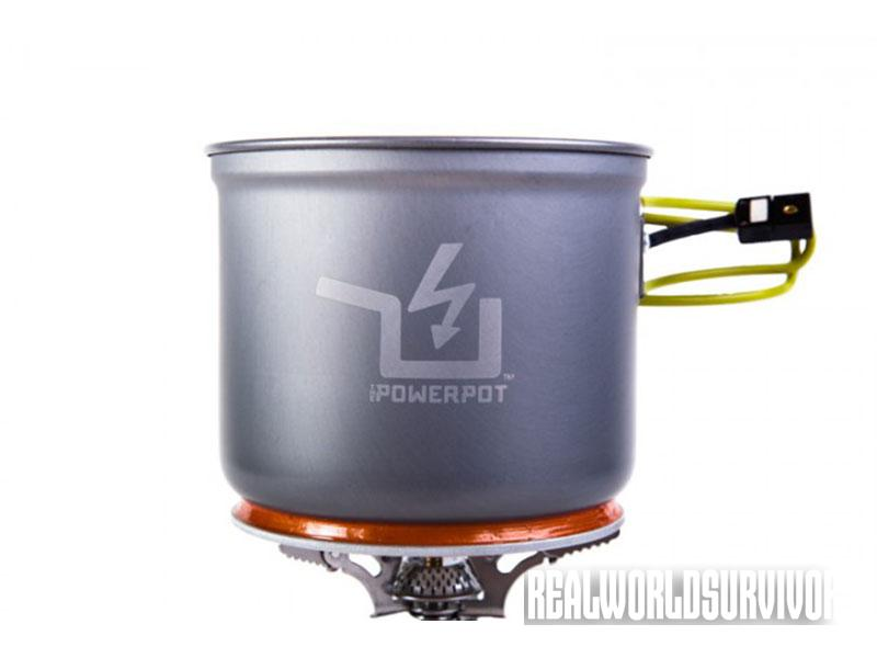 PowerPot 5 Thermoelectric generator