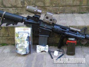 Solkoa, fastfire fire starting kit