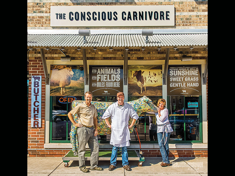 Conscious Carnivore Butcher Shop