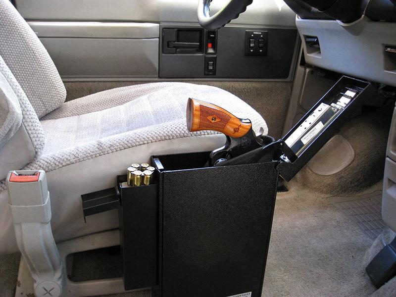 Titan Gun Safe Pistol Vault