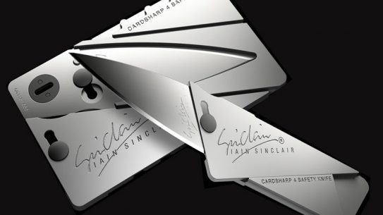 SinClair Cardsharp 4