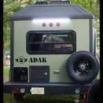 ADAK Adventure Trailers rear