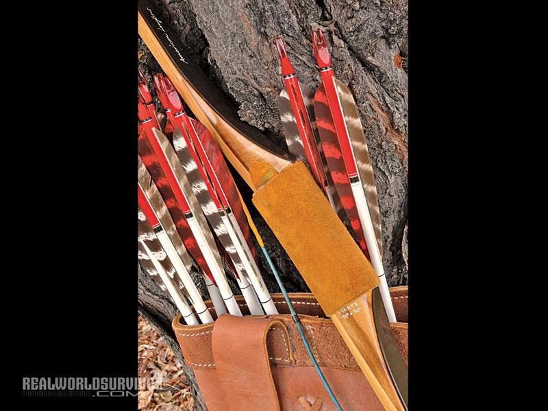 flatbow, american flatbow, flatbow history