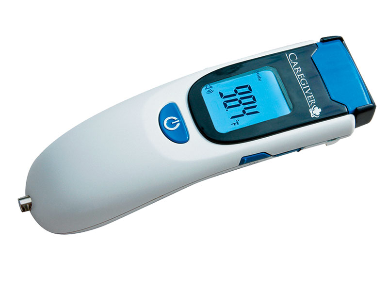 No-Touch Thermometer infection prevention