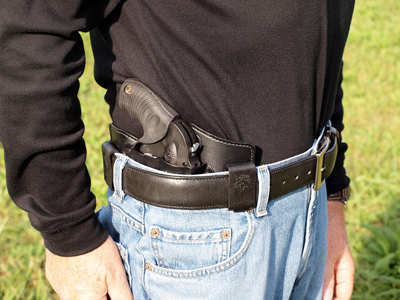 concealed carry pistol City, State & Federal Parks