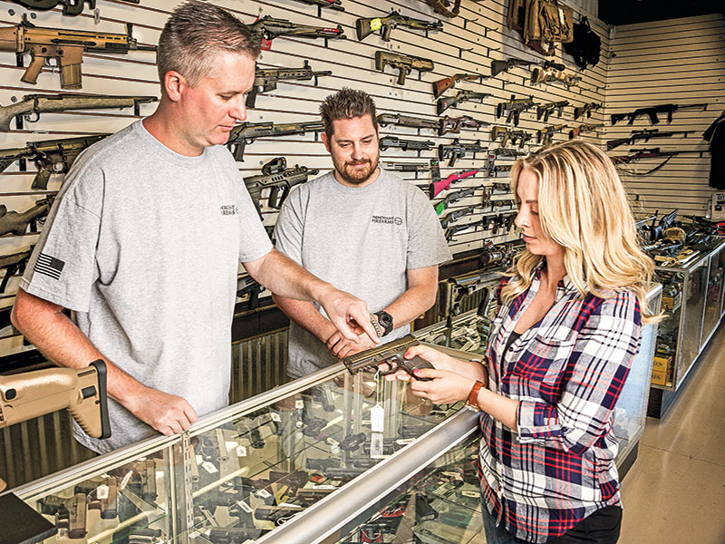 Choosing The Right Firearm