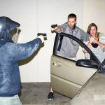 Couples self-defense Training