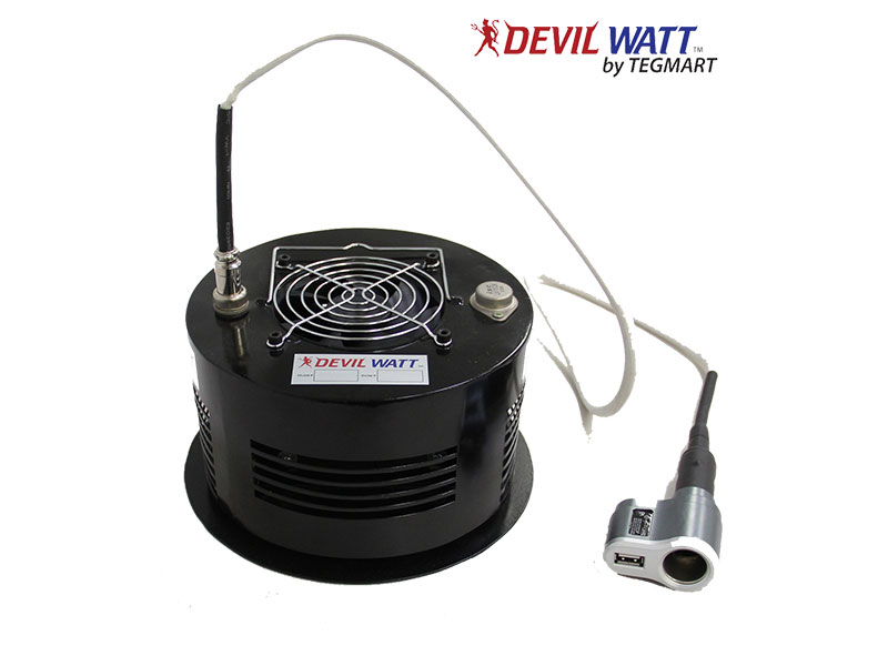 Devil Watt Stove