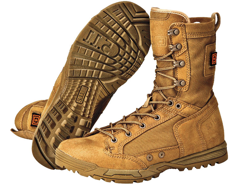 Footwear SEDGE spring 2015 5.11 SKYWEIGHT RAPID DRY BOOT