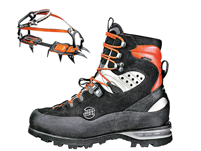 Footwear SEDGE spring 2015 HANWAG FRICTION GTX