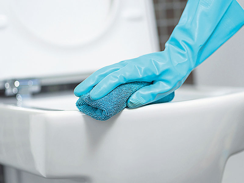 Home Disinfectant for infection prevention