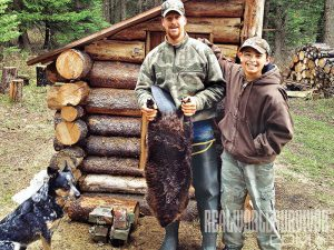 Mountain Men AF Spring 2015 lead