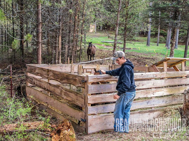 Mountain Men AF Spring 2015 Raising Goats