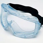 Infectiong prevention safety goggles