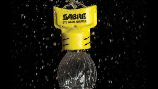 SABRE Eye Wash Adapter