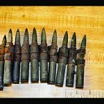 Machine Gun Rounds