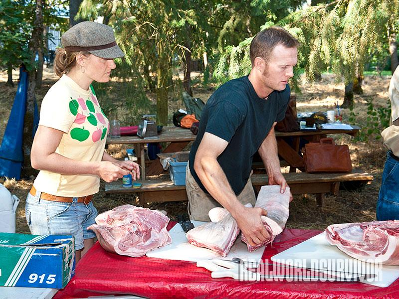 Guide To Meat Inspection