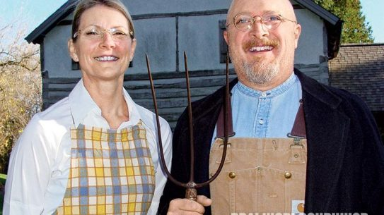 American Gothic, newbie pioneers rural living