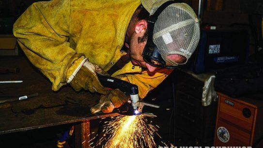 Magnus Welds A New Project