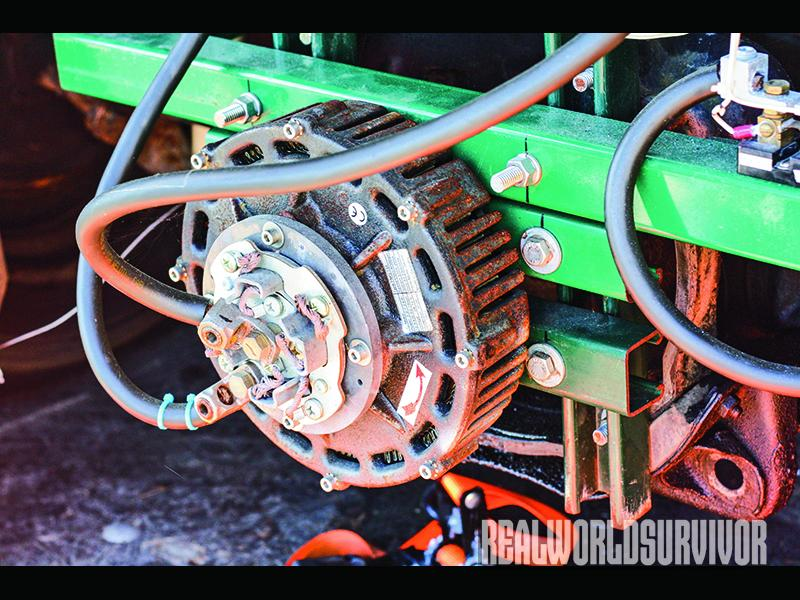 Don's Magnetic Motor