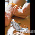 Drug Addiction SEDGE Summer 2015 needle