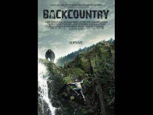 Backcountry, Backcountry movie, Backcountry movie bear, Backcountry bear