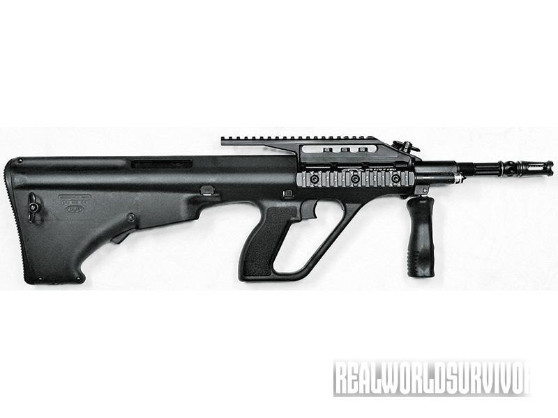 13 CQB Bullpups Self-Defense MSAR STG-E4