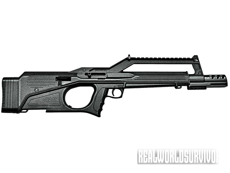 13 CQB Bullpups Self-Defense Tanfoglio Appeal