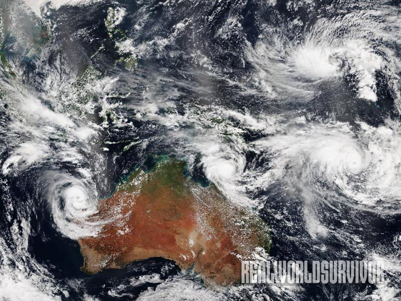 Tropical Cyclone Pam