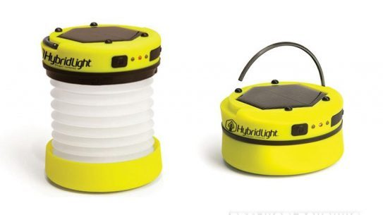 HybridLight Expandable Lantern Flashlight & Charger