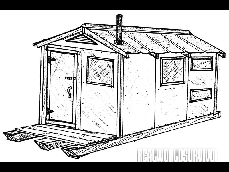 How To Build Your Own Dream Cabin