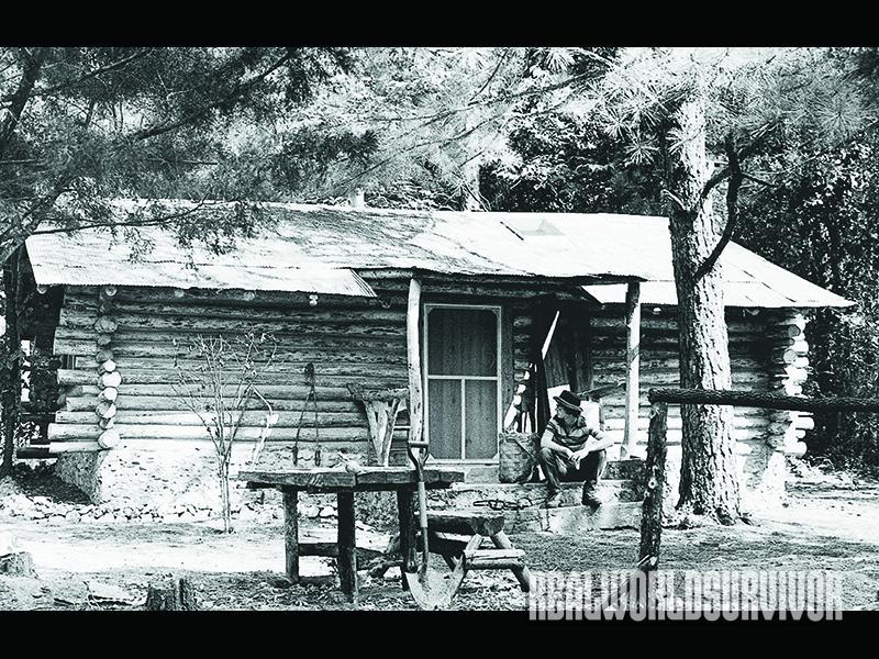 David Brock's Cabin