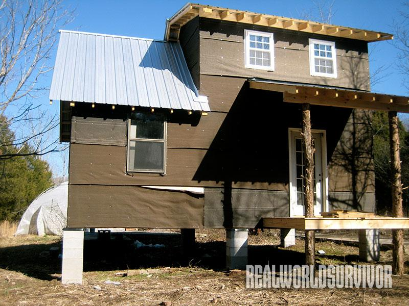 Building A $9,000 Dream Cabin Rough Draft Farmstead