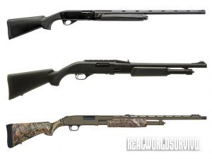 Scatter & Survive: Top Survival Shotguns For 2015